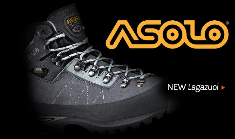 Asolo Lagazuoi hiking boot