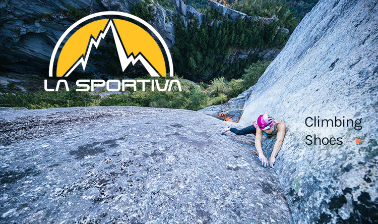 La Sportiva Climbing Shoes, Climbing Gear