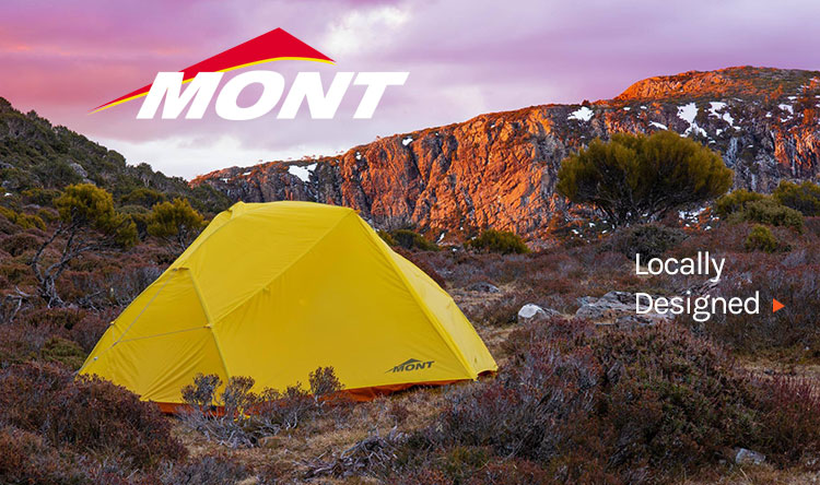 Mont Hiking Tents, Hiking Packs, Outdoor Equipment