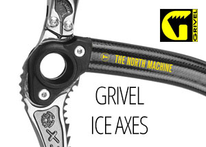 Grivel ice axes