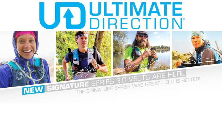 Ultimate Direction Signature Series 3.0 - NEW