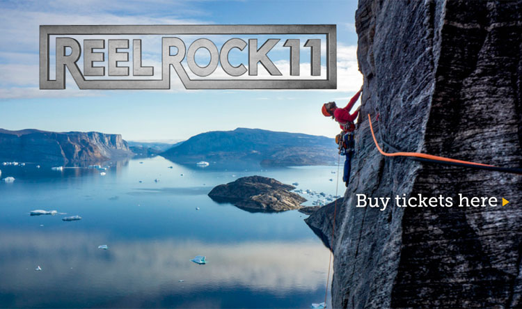 Reel Rock Film Tour - Melbourne Tickets Now on Sale