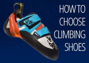 How to Choose a Climbing Shoe