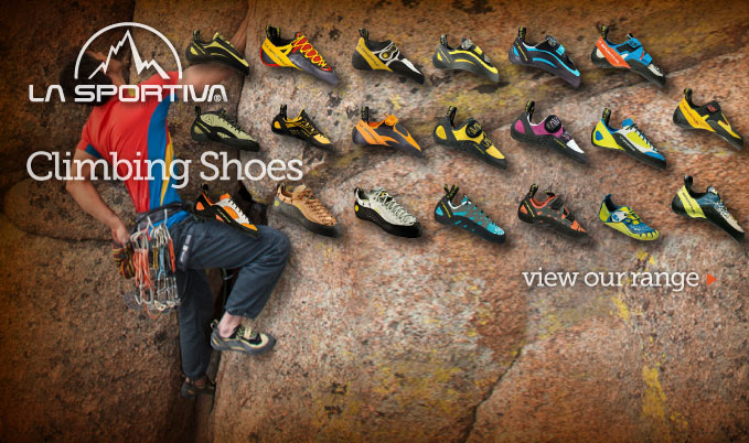 La Sportiva Climbing Shoes Blog