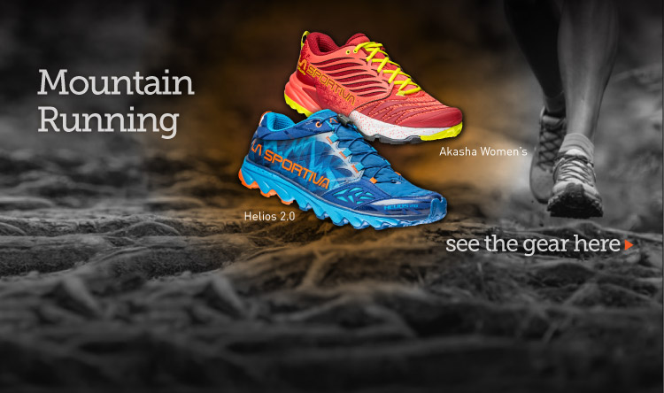 Mountain Running Gear